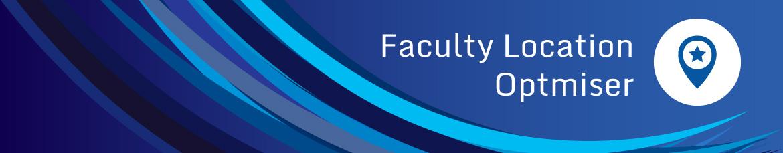 Faculty-Location-Optimiser